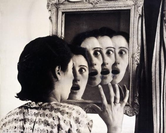 Photographer Grete Stern interpreted women's dreams with invention and feminist verve: http://nyr.kr/1ElLDXc