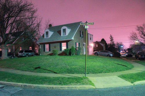 house corner
