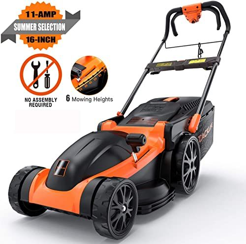 Amazon Com Gdpower 161cc 4 In 1 Self Propelled Gas Lawn Mower With 20 Inch Deck And Recoil Start System Ohv Engine Rear Gas Lawn Mower Push Mower Mulching