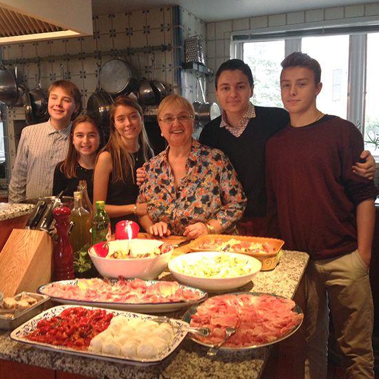 Lidia Bastianich's Favorite Family Meals #FOODWINEWOMEN