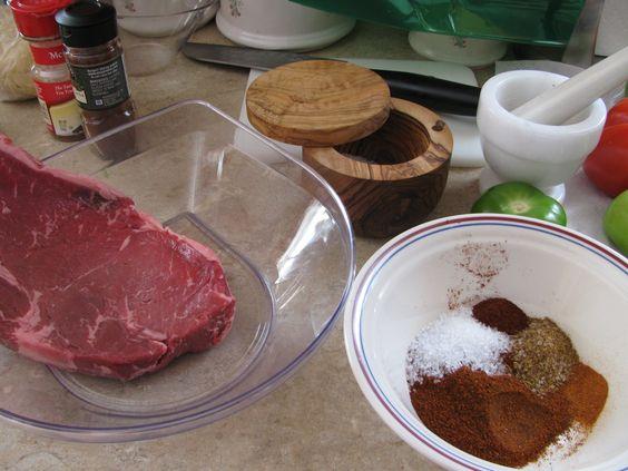 Steak quesadilla, Tomatillo sauce and Skirt steak on Pinterest
