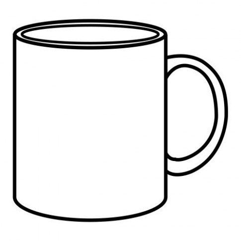 How To Get People To Like Coffee Mug Coloring Page Mugs