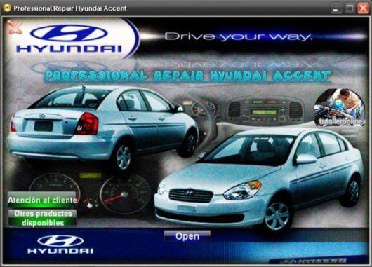 Pin De Tutalleronline En Hyundai 2010 Hyundai Accent Manuales De Reparacion Reparacion