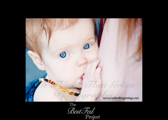 Beautiful Baby!   The BestFed Project