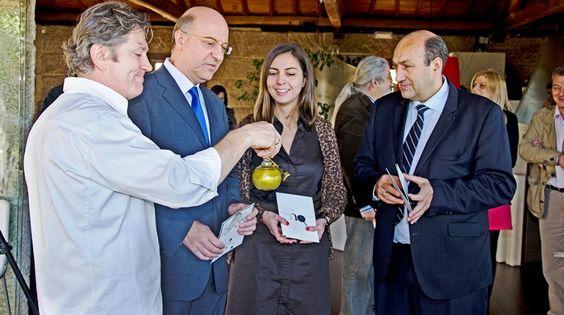 El secreto del pulpo está en la cocción, en la proporción de agua y en los vinos tintos gallegos