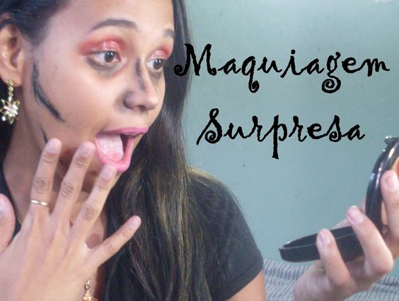 Maquiagem Surpresa | Jess Ferreira