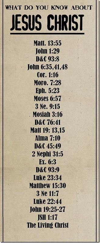 book of mormon study manual