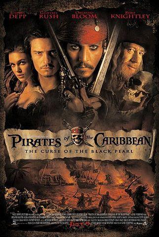 فيلم Pirates Of The Caribbean The Curse Of The Black Pearl 2003 مترجم مشاهدة و تحميل Peliculas De Disney Peliculas De Epoca Piratas Del Caribe