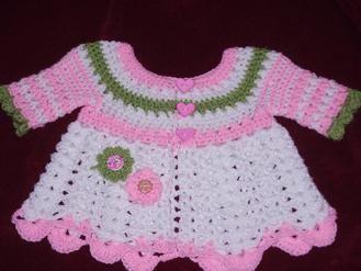 Flora Sweater A Free Crochet Pattern