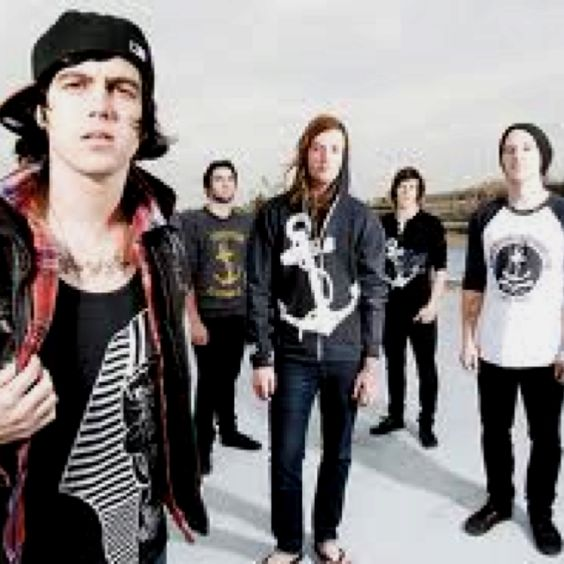 Sleeping with sirens :)