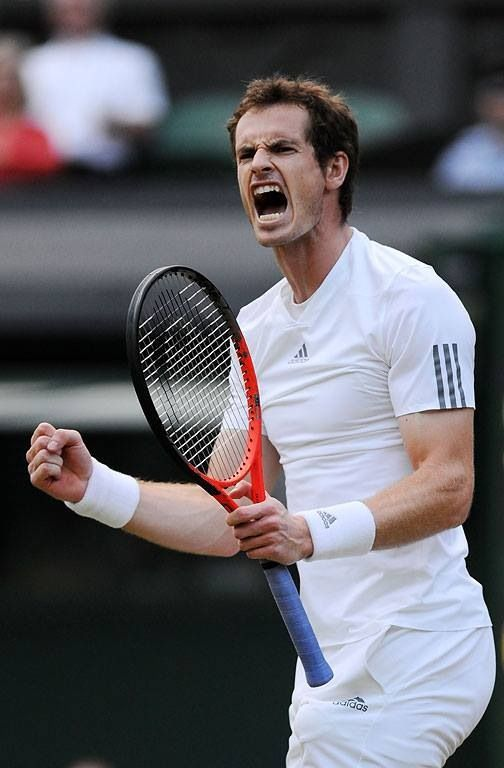 Andy Murray def. Jerzy Janowicz - 2013 Wimbledon Men's Singles Semifinal