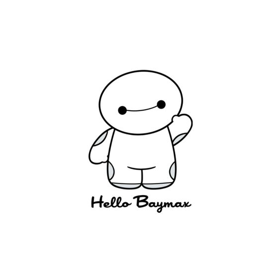 Hello Baymax! I love this movie