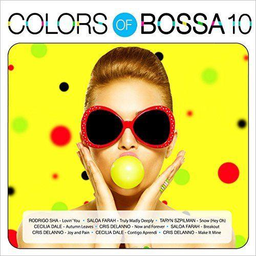 VA - Colors of Bossa 10 (2017)