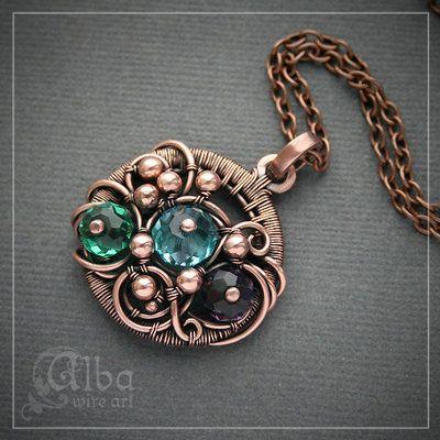 Glade by alba-wire-art.deviantart.com on @DeviantArt