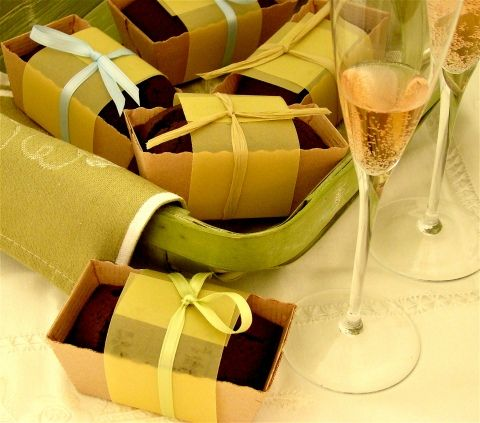 hostess gifts favors and banana bread on pinterest