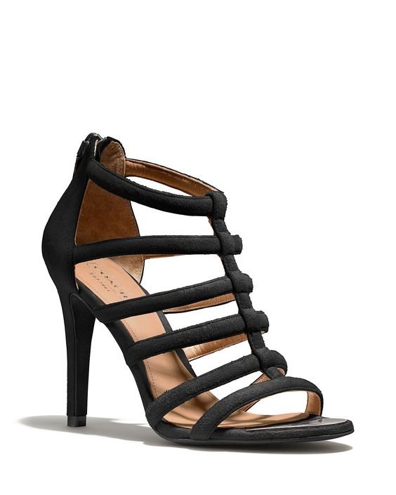 I just bought these Coach heels...can't wait to get them and wear them out on the town!!