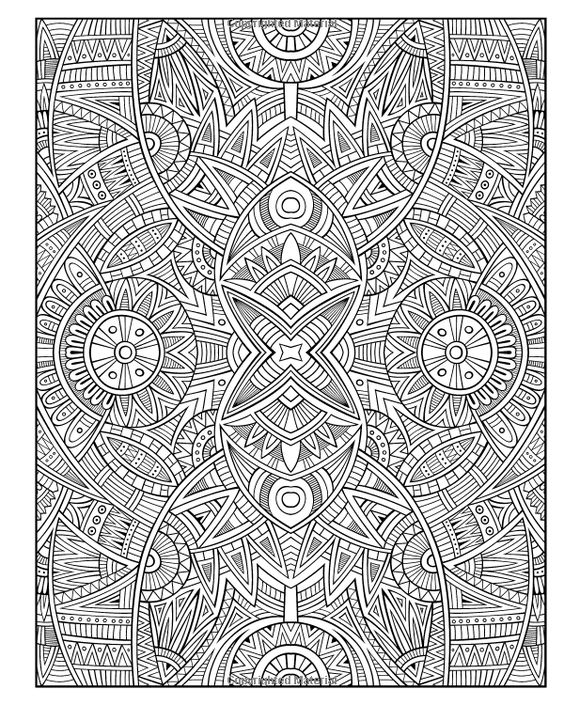 Zentangle Doodles And Coloring Pages On Pinterest