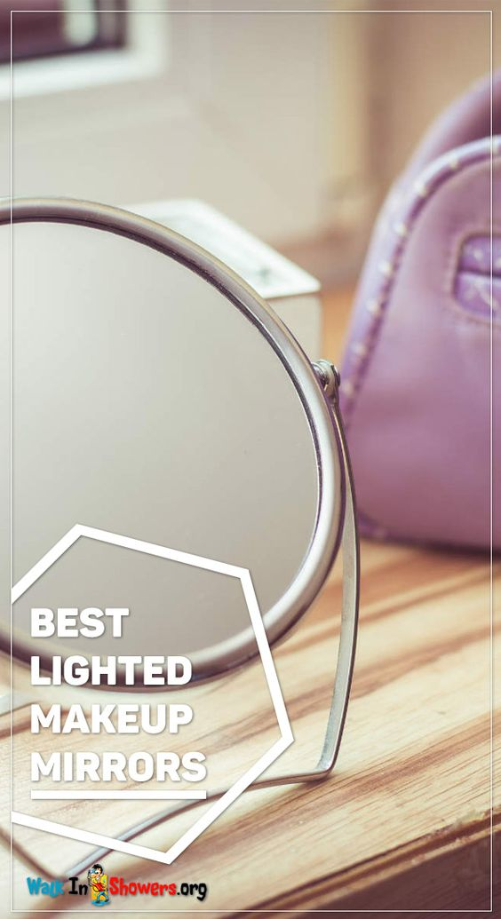 How To Turn Your Lighted Makeup Mirror From Blah Into Fantastic ...