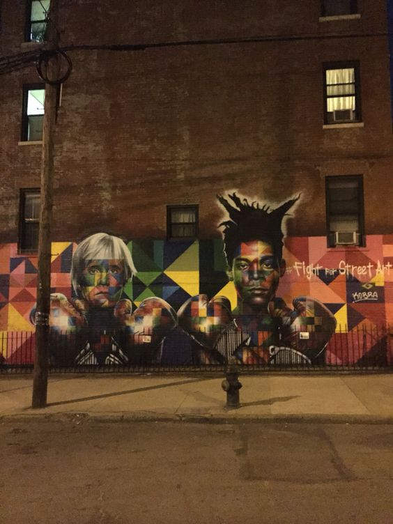 Williamsburg, Brooklyn. #streetart #williamsburg #brooklyn #wildbeard