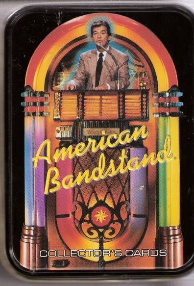 American Bandstand was an American music-performance show that aired in various versions from 1952 to 1989 and was hosted from 1956 until its final season by Dick Clark  ..As a teenager in the 60's this was one of my most important tv shows to watch so I knew what popular records to buy