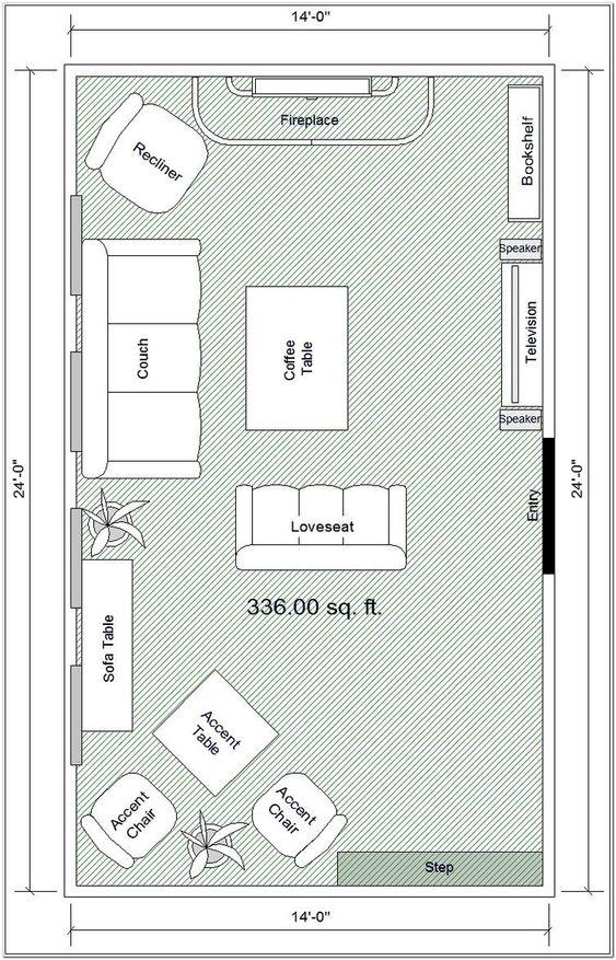 12x18 Living Room Design Livingroom Layout Living Room Arrangements Living Room Layout Ideas