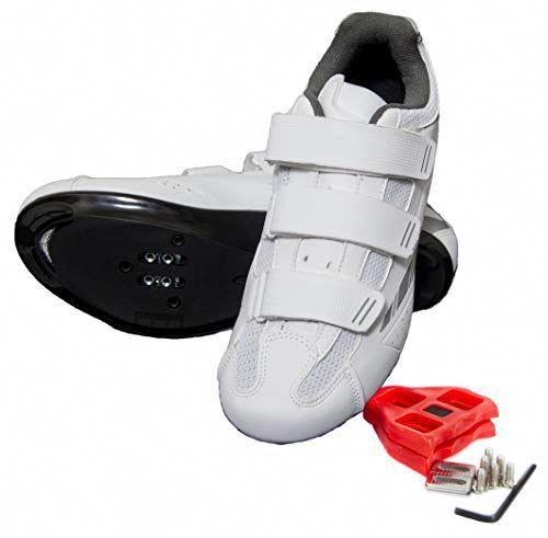 Top 10 Vegan Cycling Shoes Tommaso Pista Women S Spin Class Ready Cycling Shoe Bundle White Silver Look Delta In 2020 Spin Shoes Cycling Shoes Road Bike Women