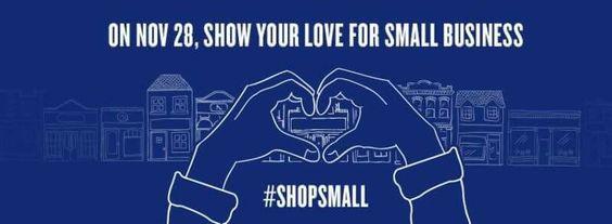 Happy Small Business Saturday! #shopsmall #classicbrideandformals
