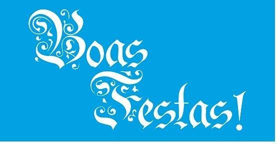 Stencil de Boas Festas 34 x 21cm - STNGG-002 Litoarte - Stencil ou ...