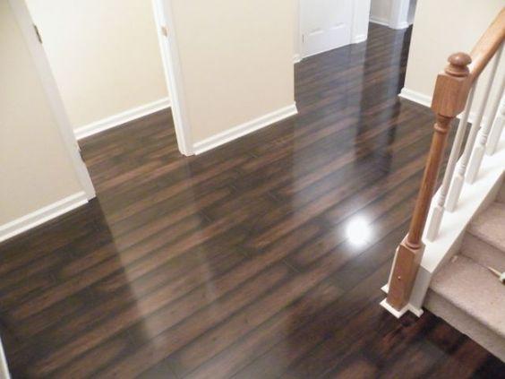 Pergo laminate flooring installed gallery of laminate for Flooring gallery