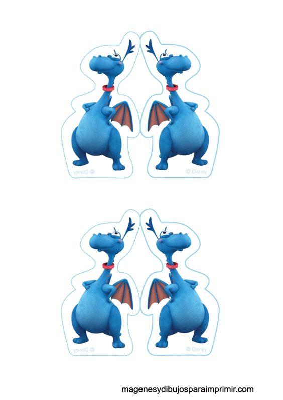 Imprimir y decorar cupcakes con doctora juguetes imagenes for Dibujos para decorar