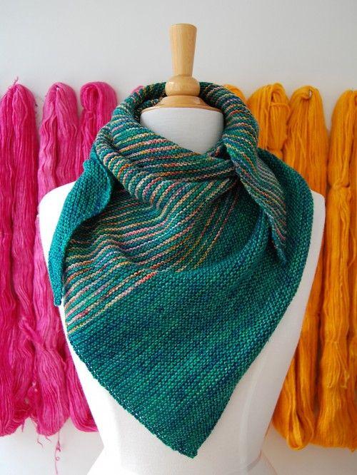 Knitting Shawl Patterns Free : Drea s shawl free plus more great patterns on this