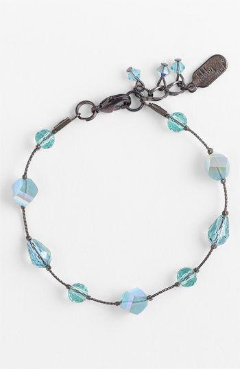 Dabby Reid Ltd Crystal Bracelet Nordstrom Jewelry