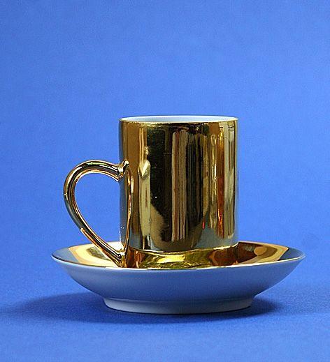 Antique Mocha cup**