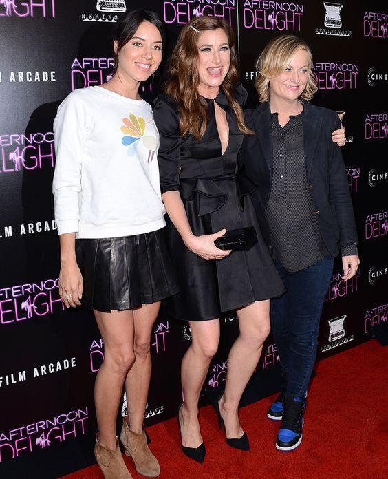 Aubrey Plaza, Kathryn Hahn et Amy Poehler