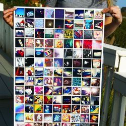 print a poster from instagram photos