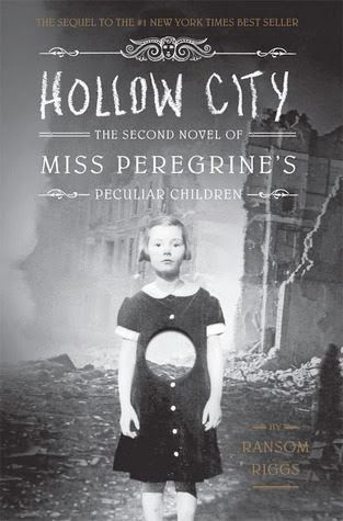 HOLLOW CITY (Miss Peregrine's Home for Peculiar Children, # 2) by Ransom Riggs -- 1 week NYT Best Seller List (jan/2014)