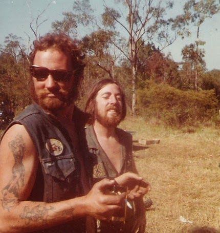 The Acid Sweat Lodge: vests