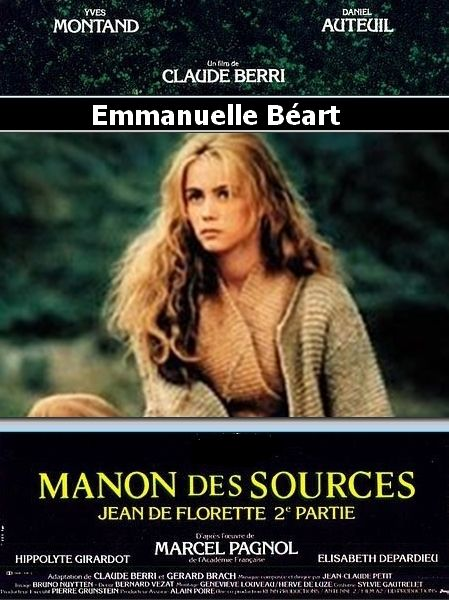 Manon des Sources - A beautiful but shy shepherdess plots vengeance on the men whose greedy conspiracy to acquire her her father's land caused his death years earlier.