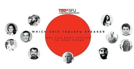 See this Instagram photo by @tedxsfu • 22 likes