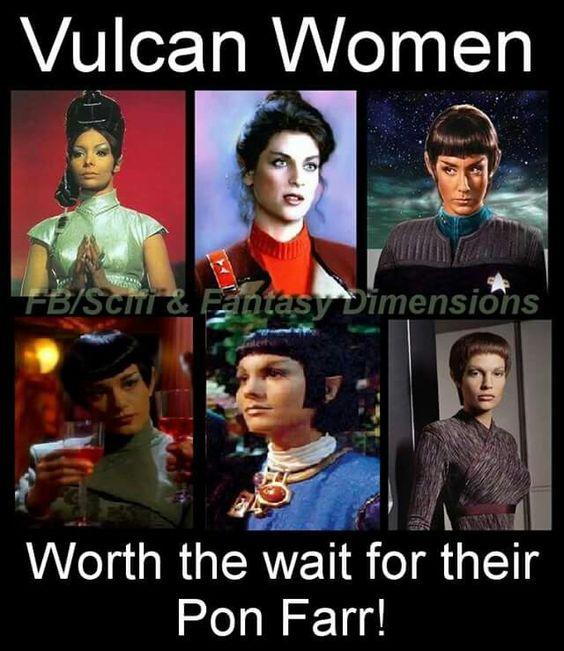 vulcan woman