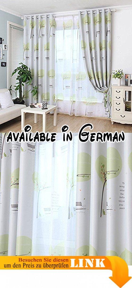 Met Love High End Printing Boden Vorhänge Schlafzimmer Vorhänge - vorhänge für schlafzimmer