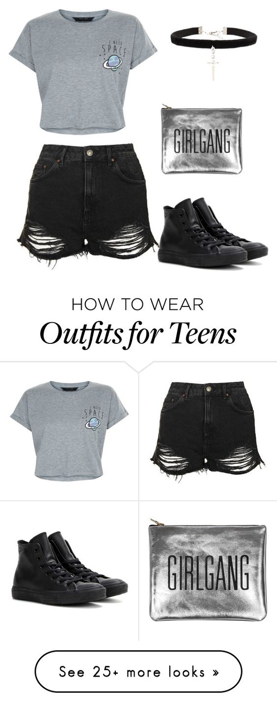 New looks topshop and converse on pinterest