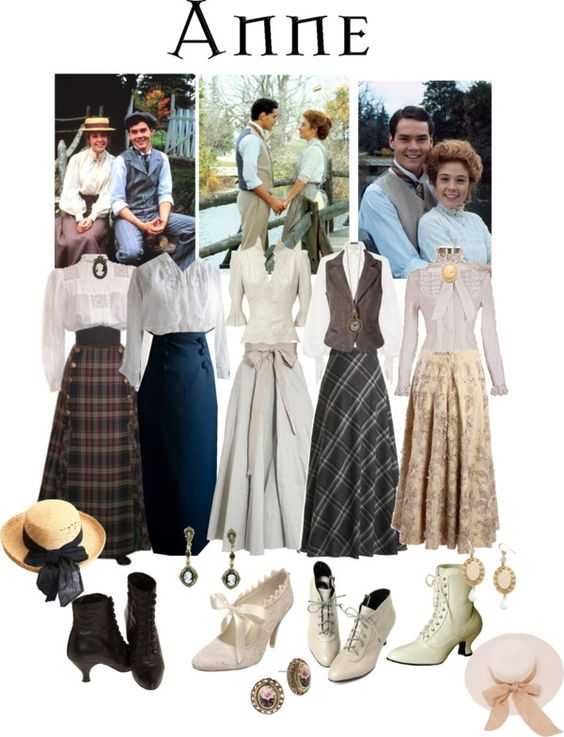 """Anne Of Green Gables!3"" by cesmithe ❤ liked on Polyvore"