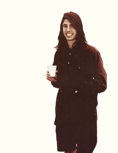 Dave Grohl hace frio?