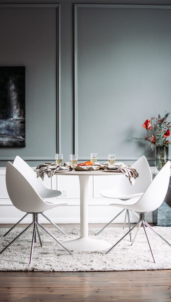 New York Table Idee Decoration Appartement Salle A Manger