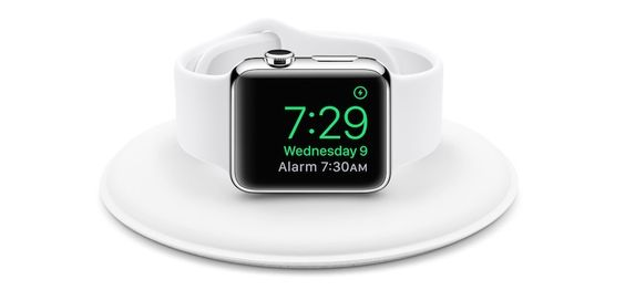 La base Dock oficial para Apple Watch ya a la venta