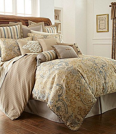 Waterford Harrison Bedding Collection Dillards Master