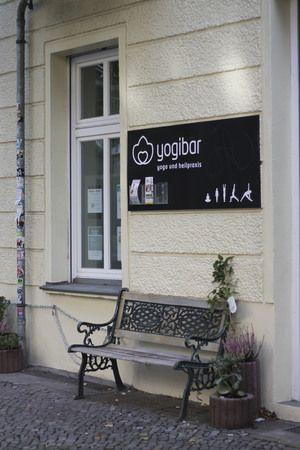 Mehr über meinen Studio Besuch in Berlin-Friedrichshain: Yogibar — YOGATONIC