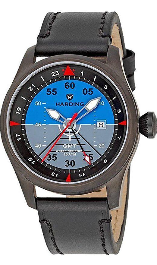 Harding Jetstream Men's Quartz Watch - HJ0501