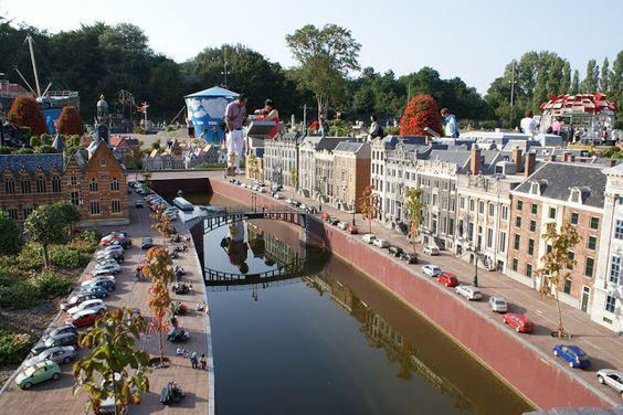 Den Haag _ Miniature city